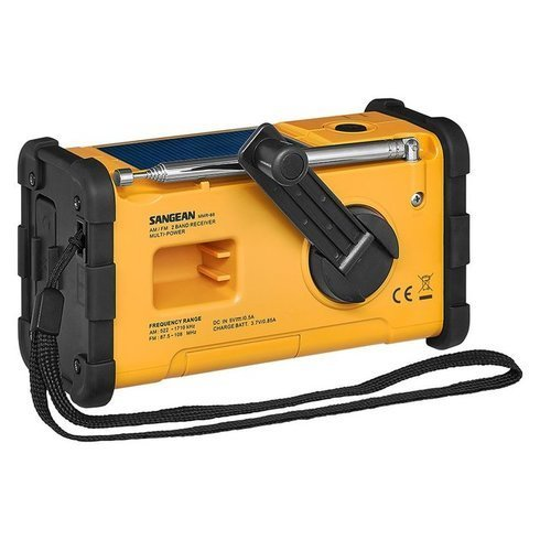 Sangean-MMR-88-Emergency-Radio-Back